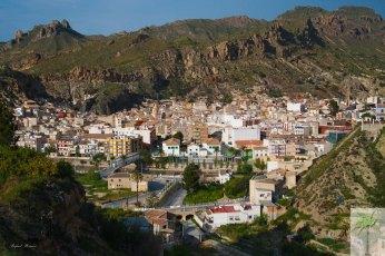 Blanca vistas desde Alto Palomo Foto Rafael Ibernón