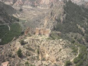 castillo de Blanca Murcia