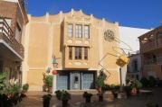 Exterior Teatro de Blanca