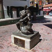 La familia de Joaquín García Donaire.