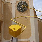 Succión Amarillo Victoria. Obra de Lido Ricó.